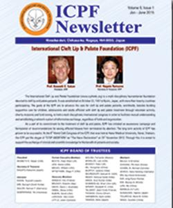 Icpf Newsletter