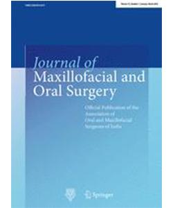 Journal Of Maxillofacial Surgery
